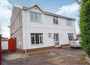 Thumbnail 5 bedroom detached house for sale in Church Row, Llanmorlais