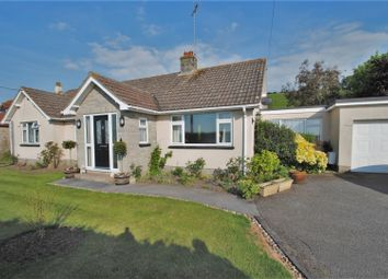 Thumbnail 3 bed detached bungalow for sale in Burton Row, Brent Knoll