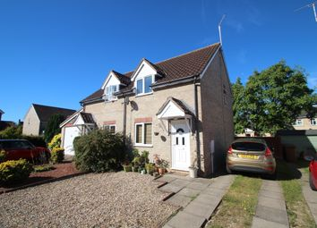 Thumbnail 2 bed semi-detached house to rent in Woolpit, Bury St Edmunds, Suffolk