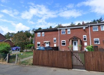 Thumbnail 2 bed terraced house for sale in Morris Close, Yorkley
