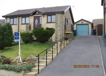 Thumbnail 2 bed bungalow to rent in Saunders Close, Rawtenstall, Rossendale