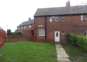 Thumbnail 2 bed semi-detached house for sale in School Avenue, Dewsbury Moor, Dewsbury