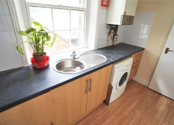 Thumbnail 1 bed flat to rent in Harmer Street, Gravesend, Kent