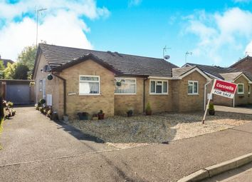 Thumbnail 2 bed semi-detached bungalow for sale in Orchid Close, Taunton