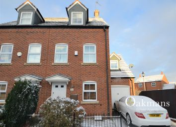 Thumbnail 4 bed semi-detached house for sale in St. Francis Drive, Birmingham, West Midlands.