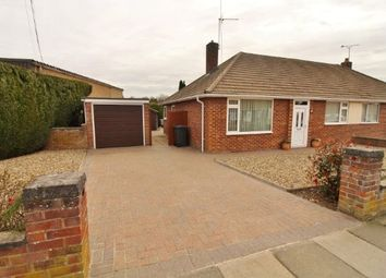 Thumbnail 2 bed semi-detached bungalow to rent in Knightsdale Road, Ipswich