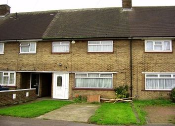 Thumbnail 3 bed terraced house to rent in The Ride, Ponders End, Enfield
