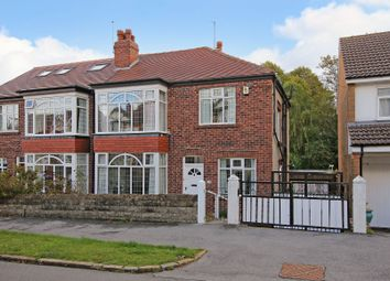 Thumbnail 3 bed semi-detached house for sale in Park Head Road, Sheffield
