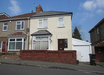 Thumbnail 4 bedroom property to rent in Toronto Road, Horfield, Bristol