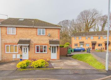 Thumbnail 2 bed end terrace house for sale in Clos Y Wiwer, Thornhill, Cardiff