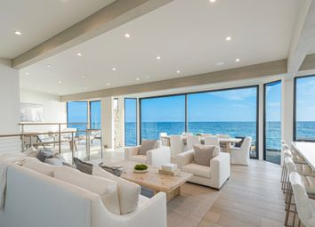 Thumbnail 4 bed property for sale in Pacific Coast Highway, Malibu, California