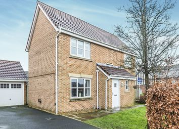 Thumbnail 4 bed detached house for sale in Bamber Avenue, Buckshaw Village, Chorley
