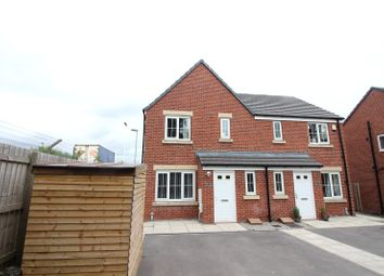 Thumbnail 3 bed semi-detached house for sale in Harley Head Avenue, Lightcliffe
