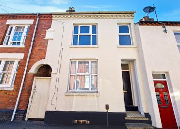 Thumbnail 3 bed terraced house to rent in Crabb Street, Rushden, Northants