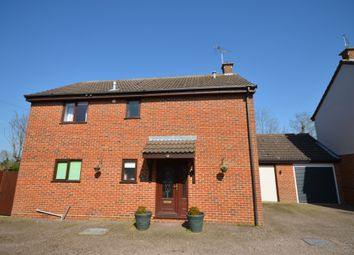 Thumbnail 4 bed detached house for sale in St Marys Walk, Steeple Bumpstead, Haverhill