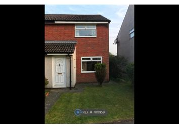 Thumbnail 2 bed semi-detached house to rent in Campion Grove, Harrogate