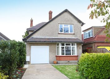 Thumbnail 3 bed detached house for sale in Thorington Avenue, Benfleet