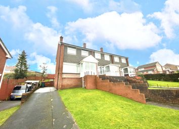 3 bed end terrace house for sale in Fern Rise, Newport NP20