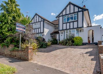 Thumbnail 3 bed semi-detached house for sale in Hillcroft Crescent, Oxhey Hall, Watford
