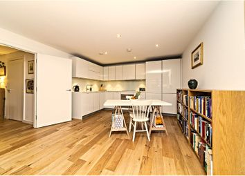 Thumbnail 2 bed flat for sale in 16 Bramah Road, Oval