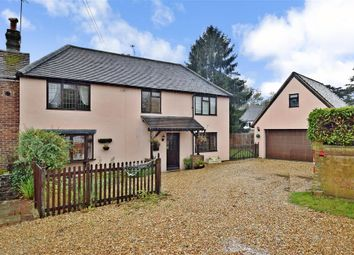 Thumbnail 4 bed link-detached house for sale in Whichers Gate Road, Rowlands Castle, Hampshire
