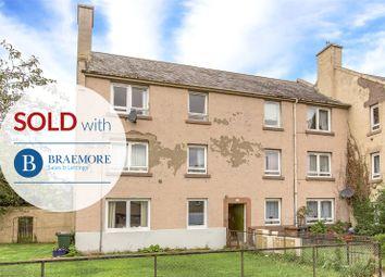Thumbnail 2 bed flat for sale in Pilton Drive North, Pilton, Edinburgh