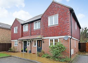 Thumbnail 2 bed property to rent in The Street, Adisham, Canterbury