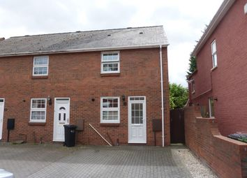 Thumbnail 2 bed end terrace house to rent in Richmond Street, Hereford