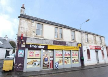 Thumbnail 2 bedroom flat for sale in Main Street, Lennoxtown, Glasgow, East Dunbartonshire