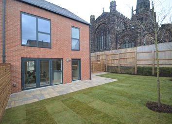 Thumbnail 4 bed town house for sale in St Georges Gardens, Heaviley, Stockport
