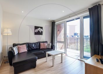 Thumbnail 2 bed flat for sale in Oval Court, Pavilion Way, Burnt Oak, Edgware