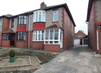 Thumbnail 4 bed semi-detached house to rent in Viewforth Villas, Crossgate Moor, Durham