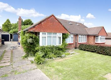 Thumbnail 2 bed semi-detached bungalow for sale in Chelsfield Lane, Orpington, Kent
