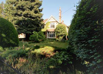 Cricket Green Lane, Hartley Wintney, Hook RG27. 4 bed detached house