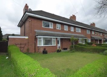 Thumbnail 4 bedroom end terrace house for sale in Longview Avenue, Alsager, Stoke-On-Trent