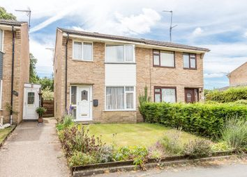 Thumbnail 3 bedroom semi-detached house for sale in Chestnut Close, Wymington, Rushden