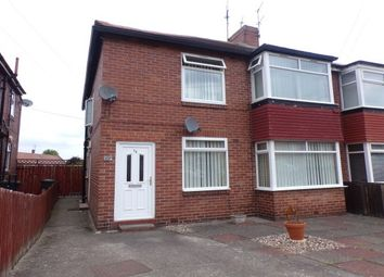 Thumbnail 2 bed flat to rent in Overfield Road, Kenton, Newcastle Upon Tyne