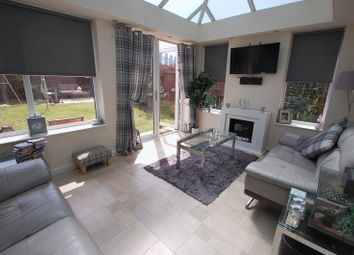 Thumbnail 4 bed semi-detached house for sale in Darbyshire Close, Thornaby, Stockton-On-Tees