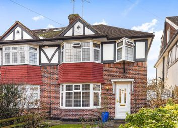 Thumbnail 3 bed semi-detached house for sale in Tudor Drive, Kingston Upon Thames