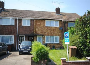 Thumbnail 2 bed terraced house to rent in St Anthonys Drive, Moulsham Lodge, Chelmsford