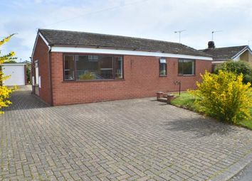 Thumbnail 2 bed bungalow for sale in Oak Road, Barton Under Needwood, Burton-On-Trent, Staffordshire