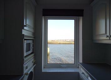 Thumbnail 1 bed flat to rent in Britannia House, Hartlepool Marina