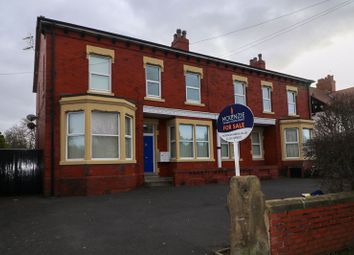 Thumbnail 1 bed flat for sale in Newton Drive, Blackpool