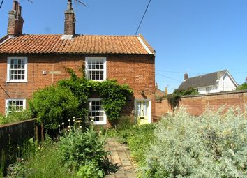 Thumbnail 2 bed cottage for sale in Lorne Road, Southwold, Suffolk