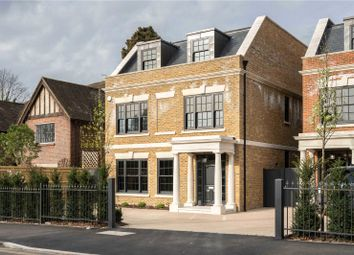 The Villas, 4 Cottenham Park Road, Wimbledon, London SW20. 5 bed detached house for sale