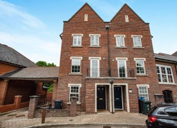 Thumbnail 3 bed semi-detached house for sale in The Dell, Greenhithe