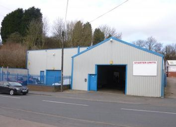 Thumbnail Warehouse for sale in Cradley Heath, West Midlands