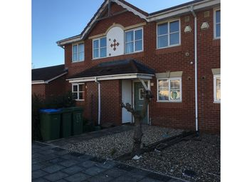 Thumbnail 2 bed property to rent in Grasshaven Way, Thamesmead, London