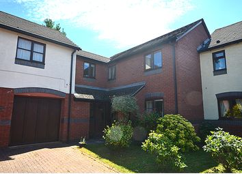 Thumbnail 1 bed end terrace house for sale in Weycroft Close, Barton Grange, Exeter