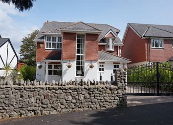 Thumbnail 4 bed detached house for sale in 4 Harbour Winds Court, Overland Road, Mumbles, Swansea